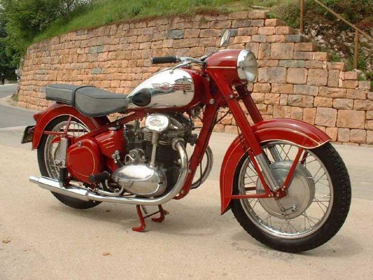 Jawa 500cc
